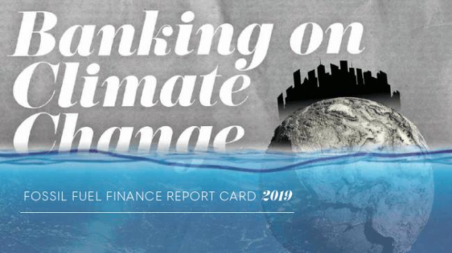 El sector financiero ante el cambio climático [Reporte completo]