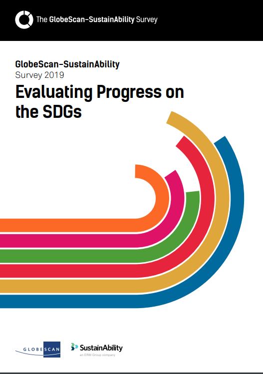 Reporte sobre el progreso de los ODS en 2019