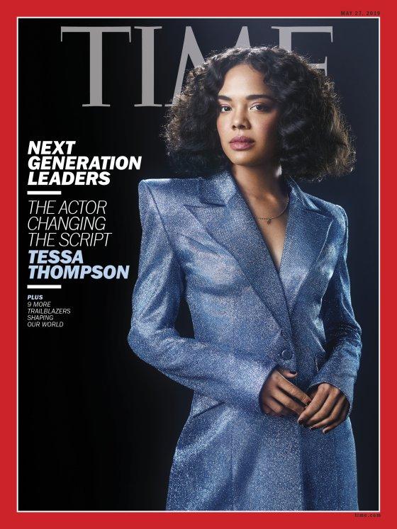 Time presenta la siguiente Generación de Líderes - Tessa Thompson