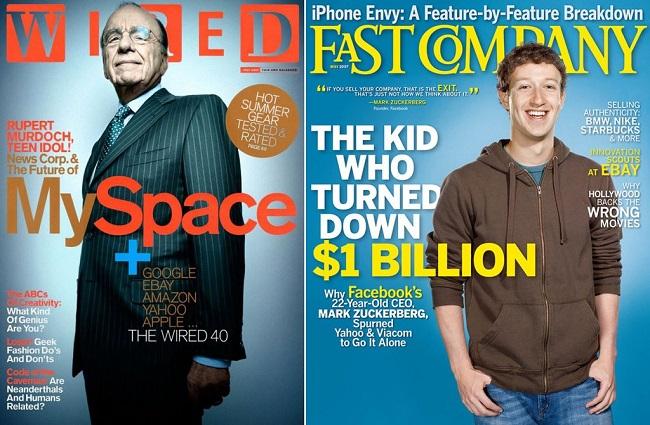 Yahoo queria comprar a Facebook