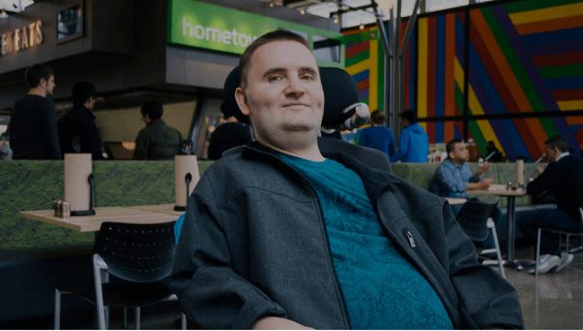 Discapacidades e inclusión: ejemplo de Microsoft