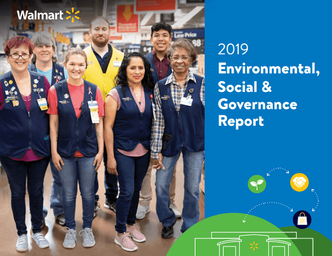 Walmart admits that nobody reviews their CSR