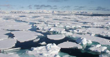 La Antartida perdió en 4 años, la misma cantidad de hielo que en los últimos 34