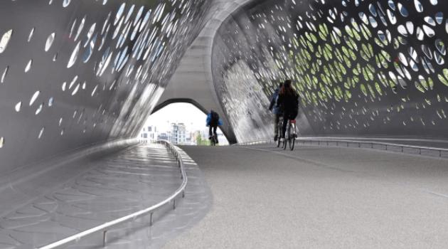 Aproximadamente un tercio de los viajes en esta ciudad belga ahora se realizan en bicicleta, y más de la mitad de los ciclistas son mujeres.