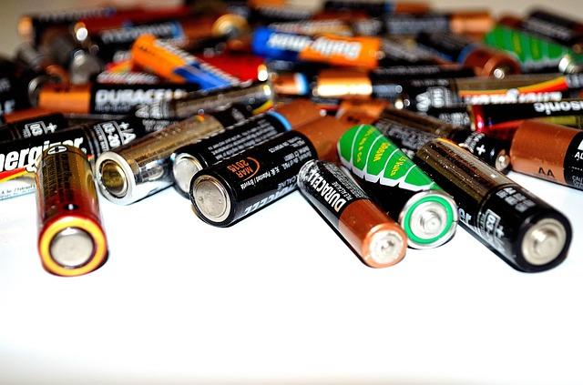 Beneficios tiene un programa de reciclaje de pilas