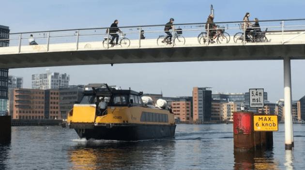 62% de las personas en Copenhague usa la bici para ir al trabajo o a la escuela.