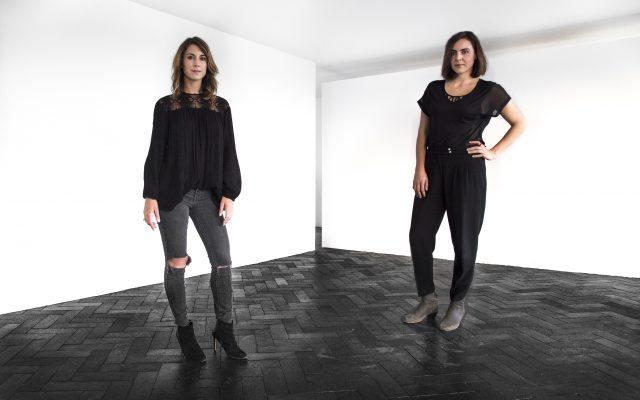Ytzia Belausteguigoitia y Lucía Martínez-Ostos, las cofundadoras de Troquer