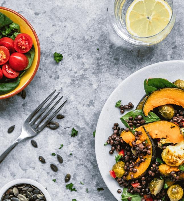 Etapas para un futuro alimentario sostenible