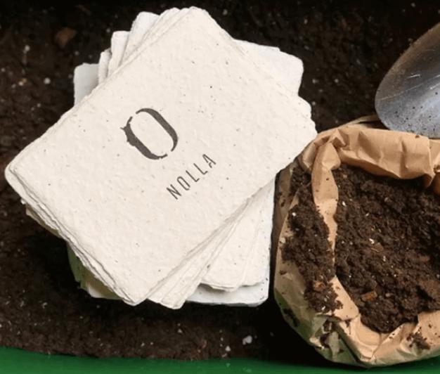 El restaurante cero residuos no produce residuos ni cocina de residuos.