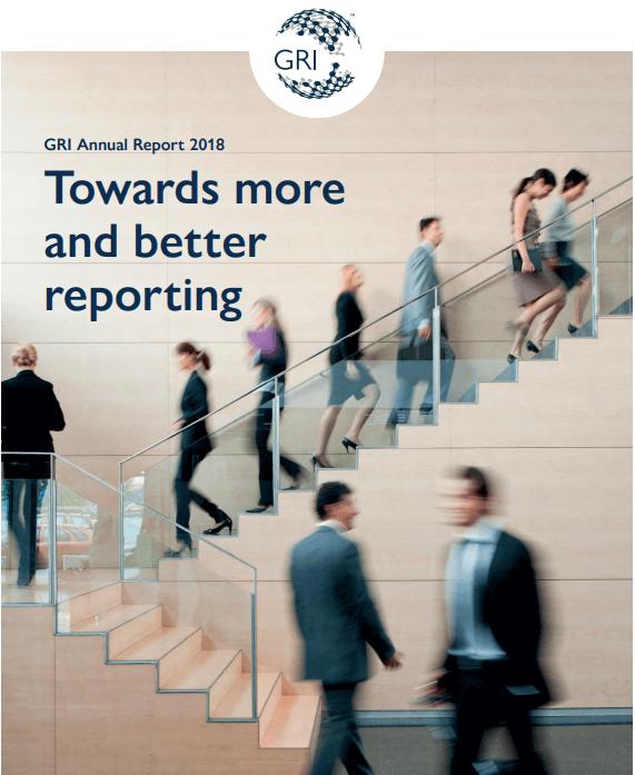 Tendencias en los reportes de responsabilidad social  de acuerdo con el reporte anual de GRI