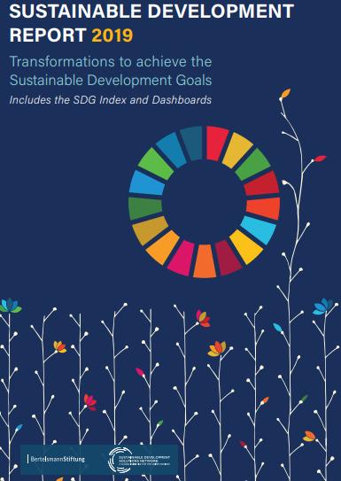 Hallazgos clave del reporte de Desarrollo Sostenible 2019
