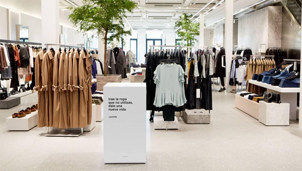 7 marcas que prueban que la sustentabilidad no está de moda... es la moda - Zara