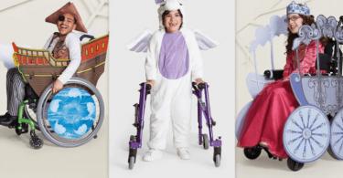 Disfraces para niños con discapacidad. La RSE de Target