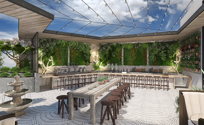 Primer restaurante con cannabis abrirá en septiembre