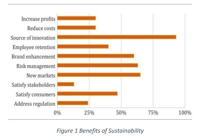 Sustentabilidad en la industria del retail - beneficios