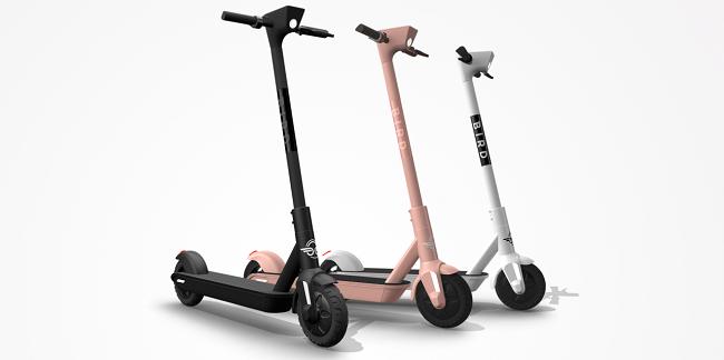 Cómo las compañías de scooters pueden ser más sustentables BirdOne
