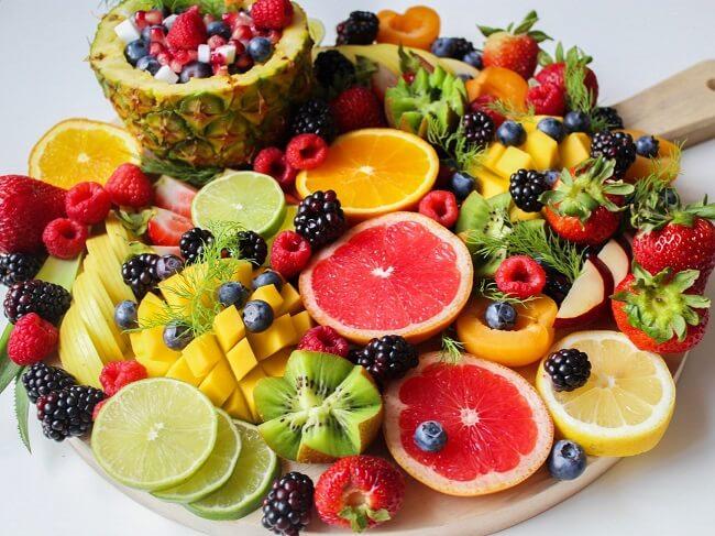 Por qué el azúcar en las frutas y verduras es bueno