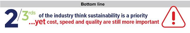 Prioridades para mejorar la sustentabilidad corporativa