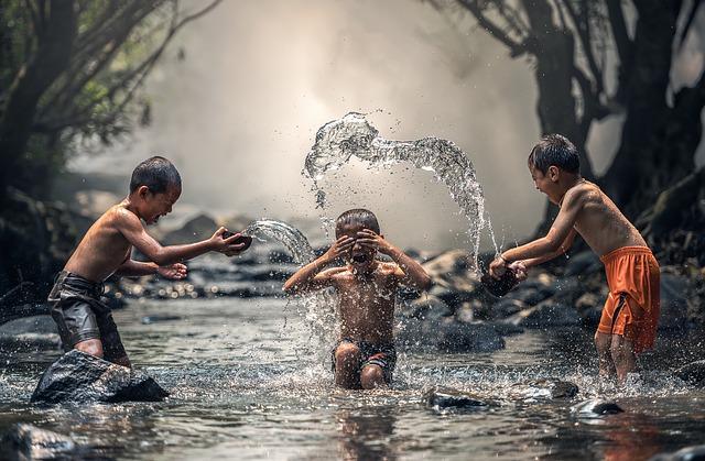 Las empresas qué hacen a favor del agua