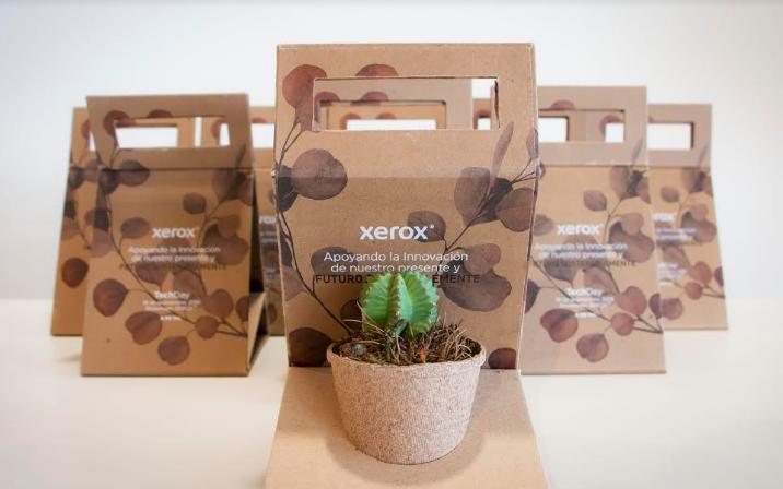 tecnologías verdes de Xerox