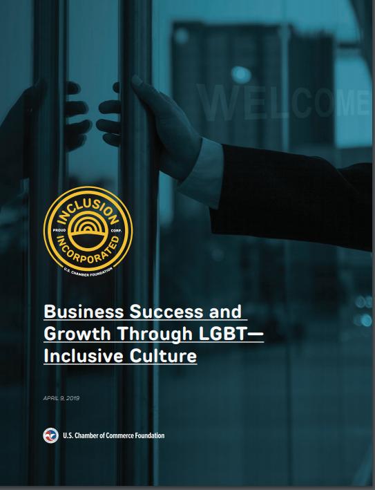 Reporte sobre cultura incluyente con el colectivo LGBT