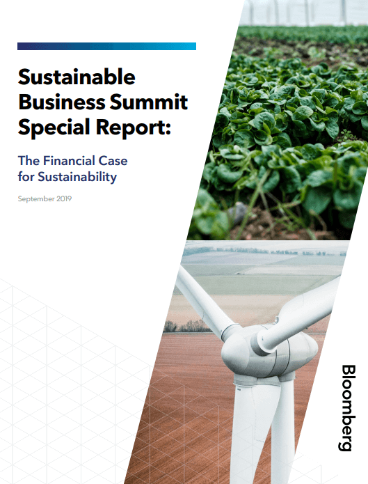 De qué se habló en Sustainable Business Summit, Bloomberg 2019