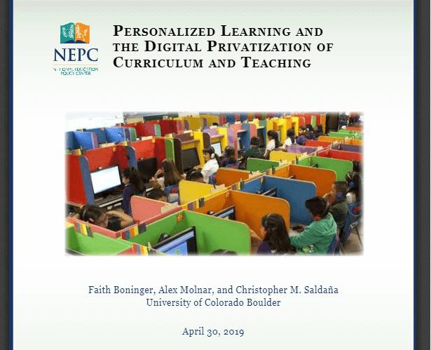 El papel apoya el aprendizaje productivo