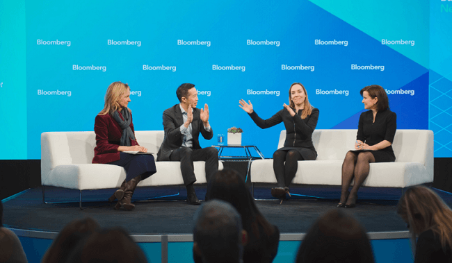 De qué se habló en Sustainable Business Summit, Bloomberg 2019 - clima