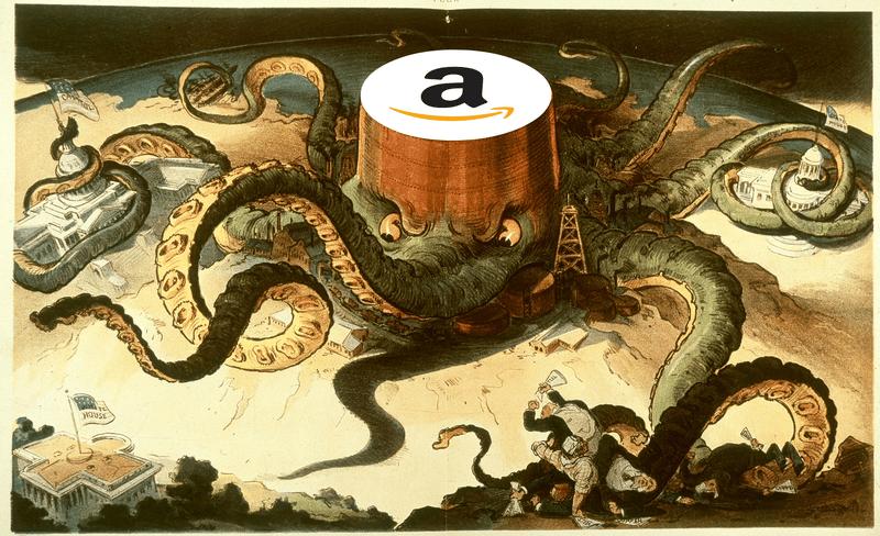 ¿Hasta dónde se extiende la RSE de Amazon?, ¿es un monopolio dominante que hay que limitar?