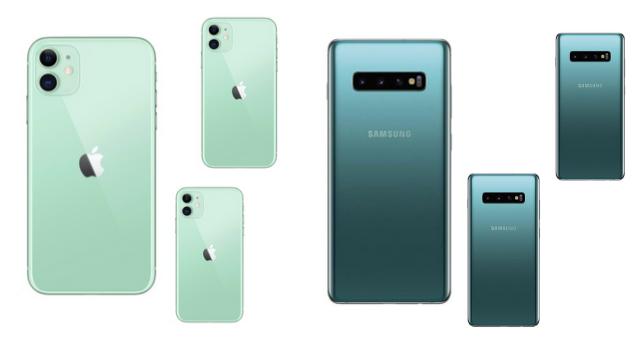 Qué teléfono es más responsable Apple o Samsung