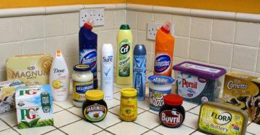 Unilever reducirá a la mitad el uso de plásticos