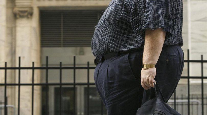 Personas con sobrepeso en el mundo