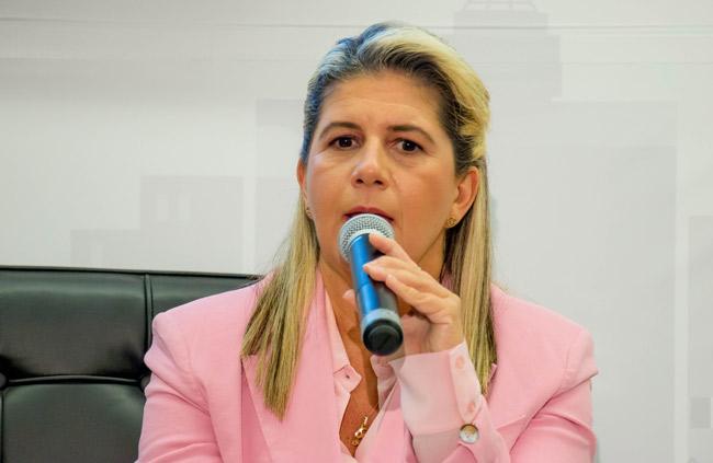 Martha Herrera Presidente de ARISE