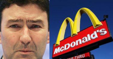 exCEO McDonalds