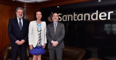 Laura Barroso, Laura Barraso, primera mujer en asumir el cargo de presidenta del Consejo de Administración del Banco Santander en México