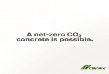Camex. CEMEX busca ser cero neto en concretos para 2050