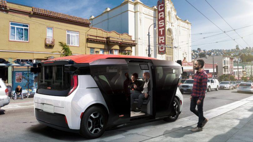 Origin. Origin: nuevo carro con tecnología autónoma