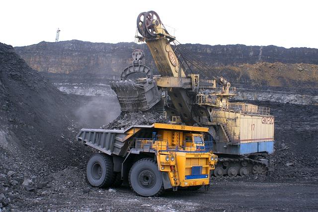 Maquinaria. BlackRock comienza limpia. Dice no a exposición térmica a carbón y a arenas petrolíferas.