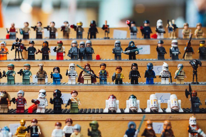 LEGO. LEGO dejará los plásticos de petróleo para 2030