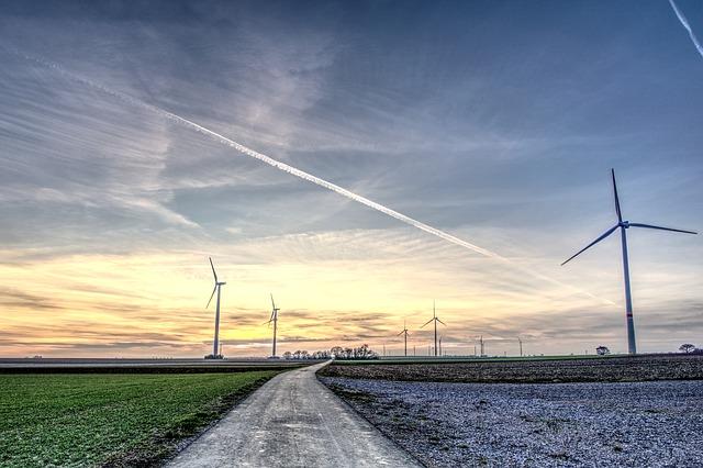 Turbinas eólicas. La incertidumbre económica de México disminuye atractivo para las renovables