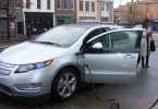 Estudio señala cuánto menos contamina un vehículo eléctrico