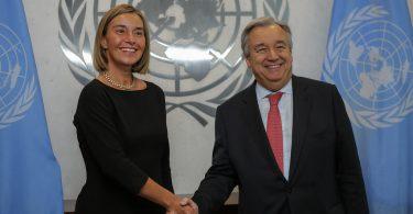 Hagamos de este, el siglo de las mujeres, pide Secretario de la ONU
