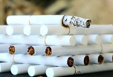 Cigarro. British American Tobacco planea ser carbono neutral en 2030