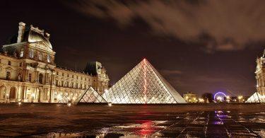 Louvre. Los bancos han financiado las energías fósiles, aún más después del Acuerdo de París