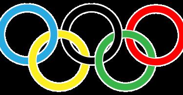 Anillos olímpicos. En 2030 los Juegos Olímpicos incluso serán positivos en cuanto a emisiones