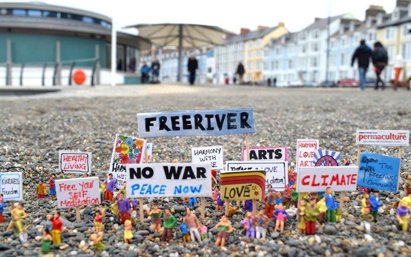 Protesta. McDonald's dejará de dar juguetes plásticos. Inician Reino Unido e Irlanda.