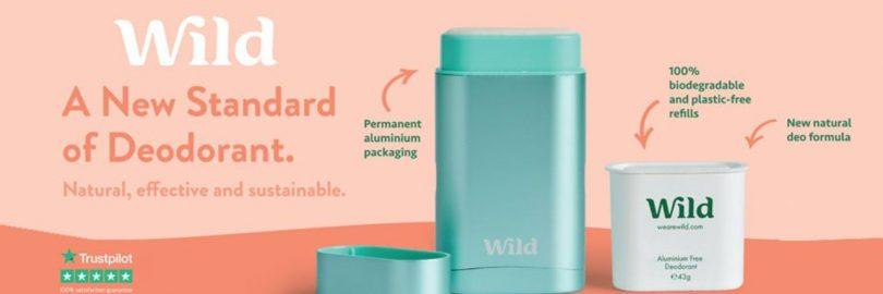 Desodorante. Cómo recaudar más de medio millón de euros con un desodorante sustentable