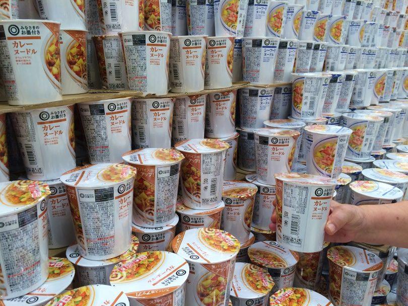 El hombre que quiere hacer los noodles más sustentables
