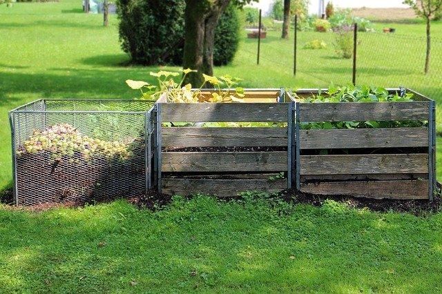 composta. ¿Y si plantas un jardín casero durante el confinamiento?
