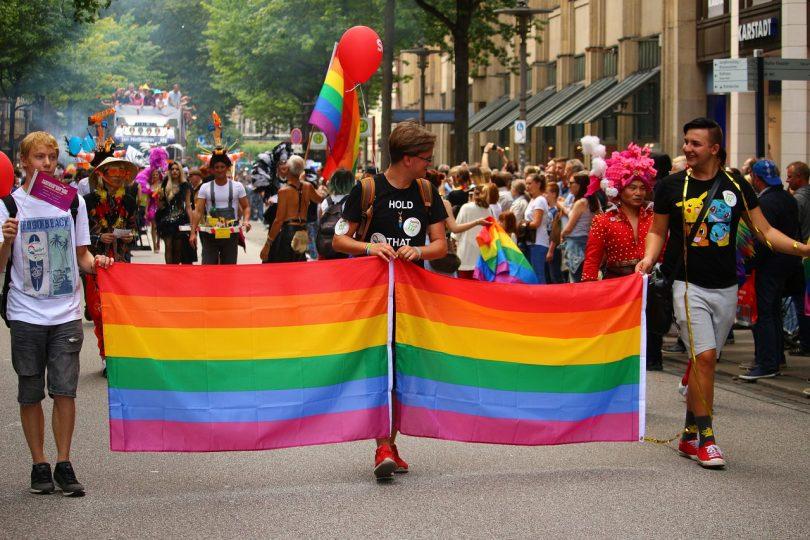 Marcha gay. Marcha por el orgullo LGBT será digital.